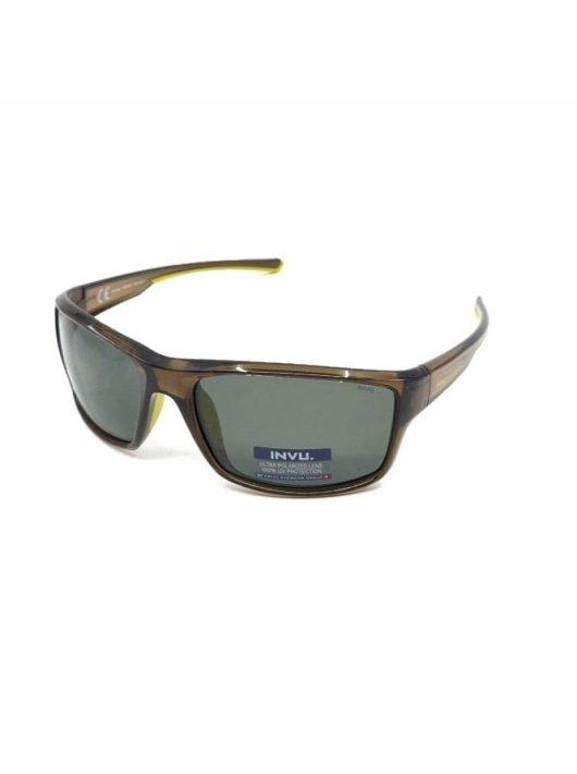 INVU polarizált férfi napszemüveg A2006 B