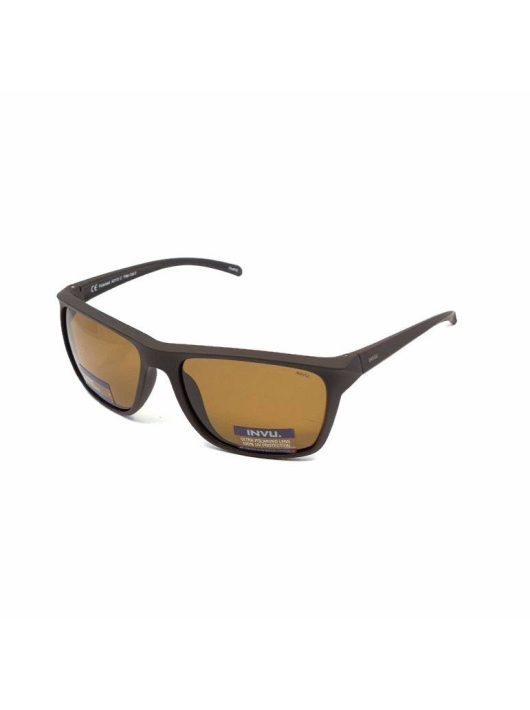 INVU polarizált férfi napszemüveg A2113 C