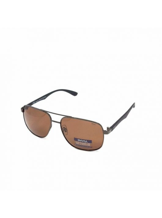 INVU polarizált férfi napszemüveg B1014 B