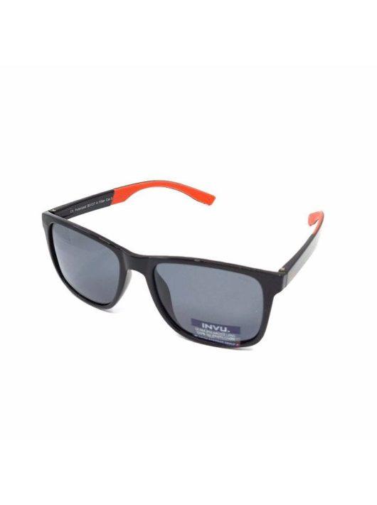 INVU polarizált férfi napszemüveg B2137 A